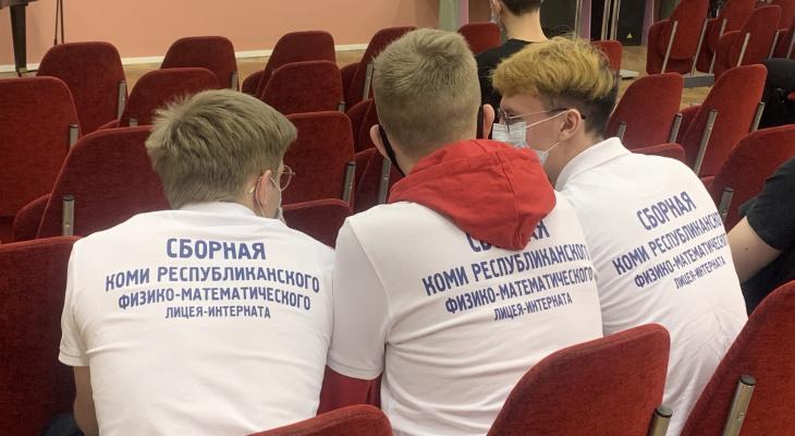 Школьники Ухты продолжают состязание во всероссийской олимпиаде по физике