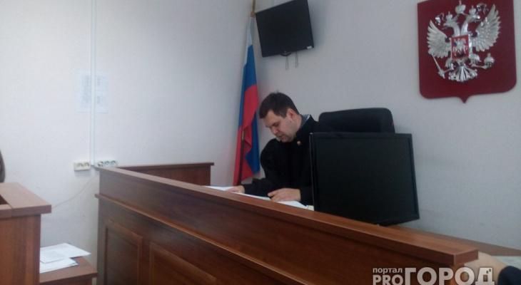 Виновные в поджоге ухтинского «Пассажа» отсудили деньги за долгое ношение наручников