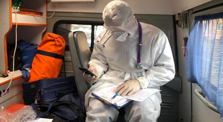 Свежая статистика по заболеваемости коронавирусом в Коми
