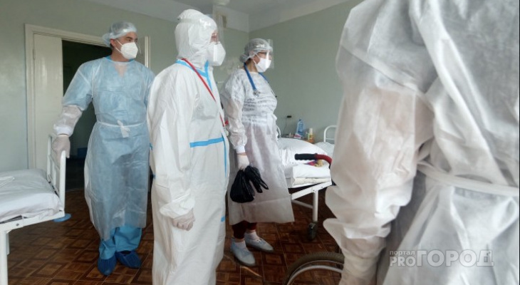 Ухта вновь в числе лидеров по приросту заболевших коронавирусной инфекцией