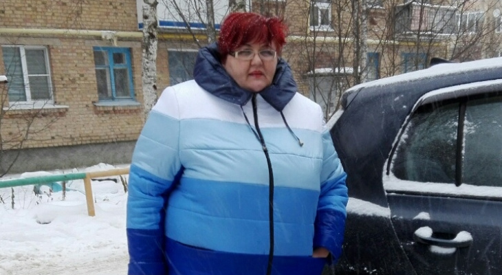"""""""Первый Канал"""" подарил пышной ухтинке возможность сбросить вес"""