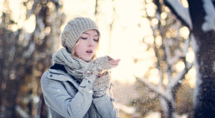"""В Коми """"теплеет"""". Гидрометцентр прогнозирует повышение температуры до -38"""