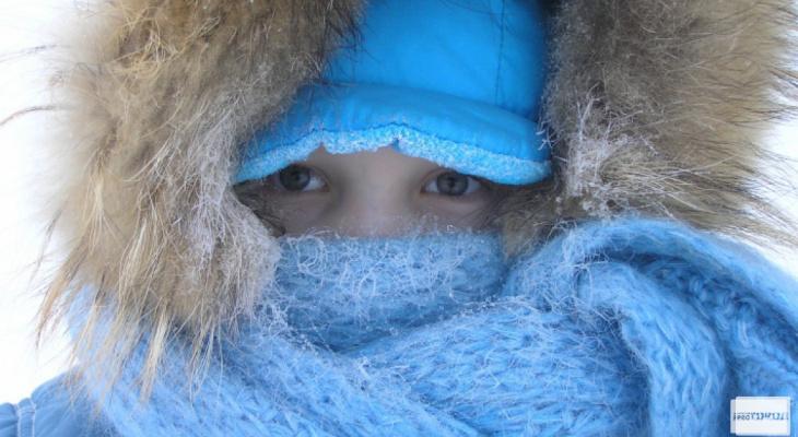 Аномальные холода в Коми бьют все рекорды!