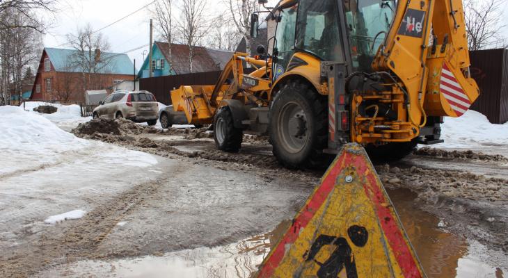 """""""Тротуары сейчас чистятся в ежедневном режиме!"""": в Ухте прошел рейд по уборке снега"""