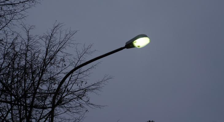 В Ухте отключат уличные фонари