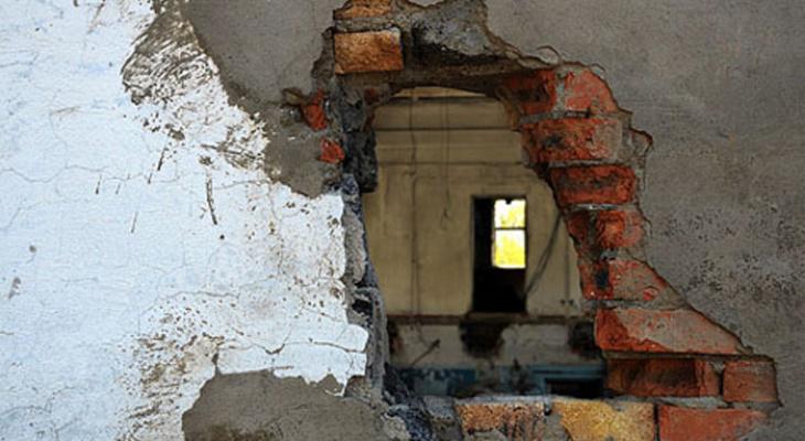 Ухтинский вор-диггер. Мужчина разбирал стены и проникал в магазины