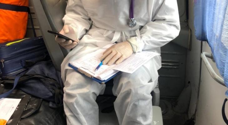 Больше 800 человек в Коми умерло от коронавируса