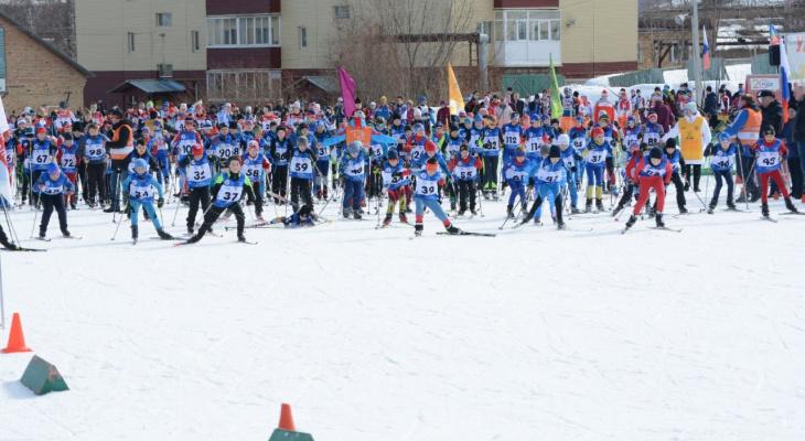 В Ухте состоялся республиканский марафон памяти известного лыжника