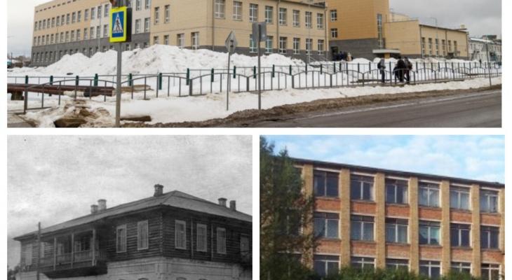 Старейшей школе республики в подарок выделили новое здание