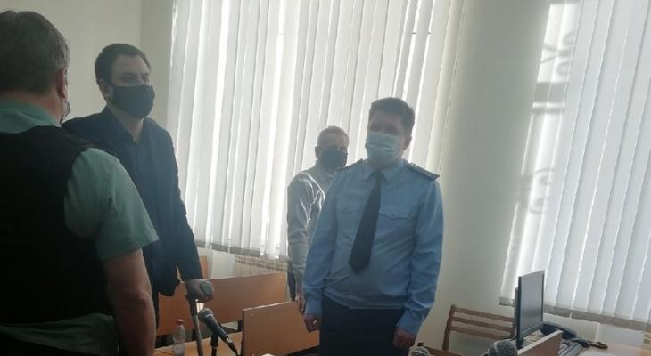 Никита Князькин получил свое наказание и был взят под стражу немедленно в зале суда