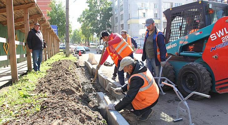 Почти 36 миллионов рублей власти направят на улучшение дворовых территорий Ухты