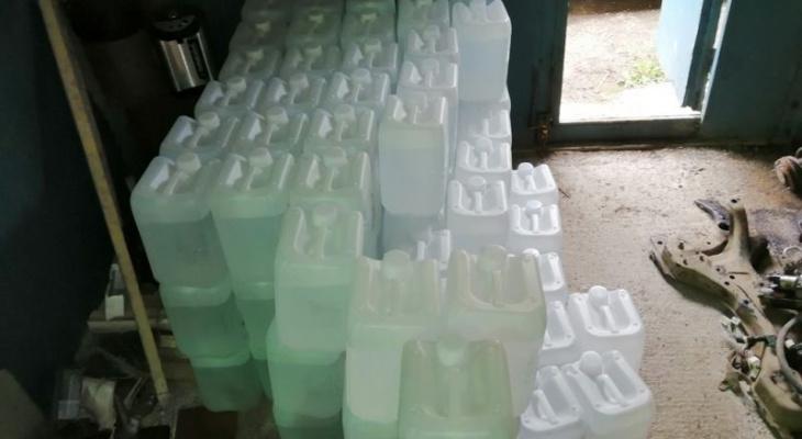 Ухтинцы наказали контрабандиста за торговлю нелицензионным спиртом