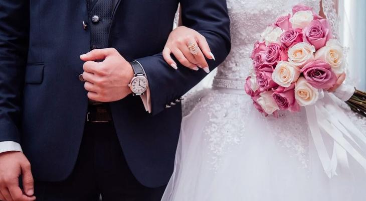 В Республике Коми сократилось количество официальных браков