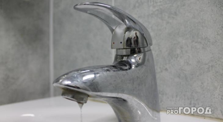 В администрации Ухты прокомментировали ситуацию по ухудшению качества воды в домах