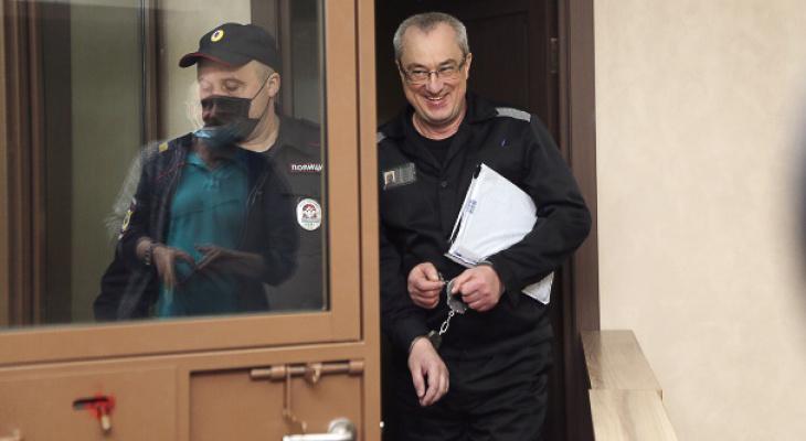 Вячеслав Гайзер освободился от наказания