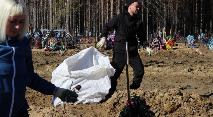 """""""Кладбища тоже требуют субботников!"""" Кто вышел на уборку этих территорий?"""