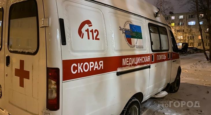 В Коми растет число заболевших ОРВИ и гриппом среди детей