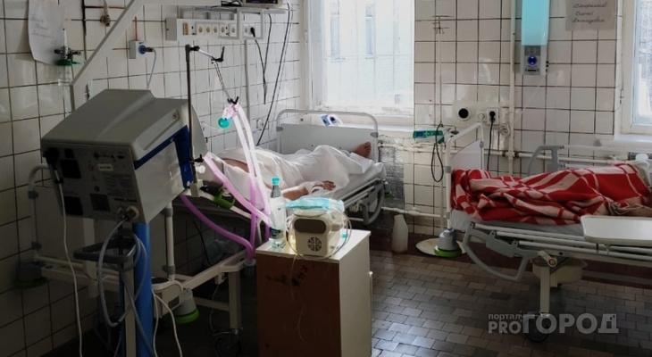 В Коми 900 человек скончались от COVID-19