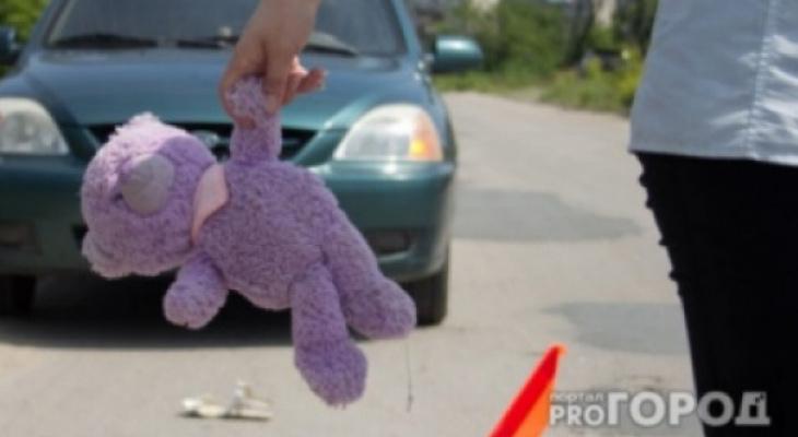 """В Ухте водитель """"Волги"""" сбил 11-летнюю девочку"""