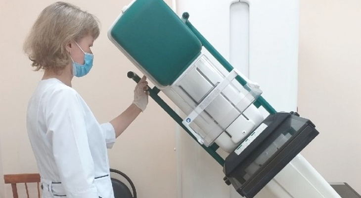 В городскую поликлинику Ухты поступило новое оборудование